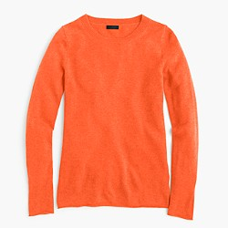 Italian cashmere long-sleeve T-shirt