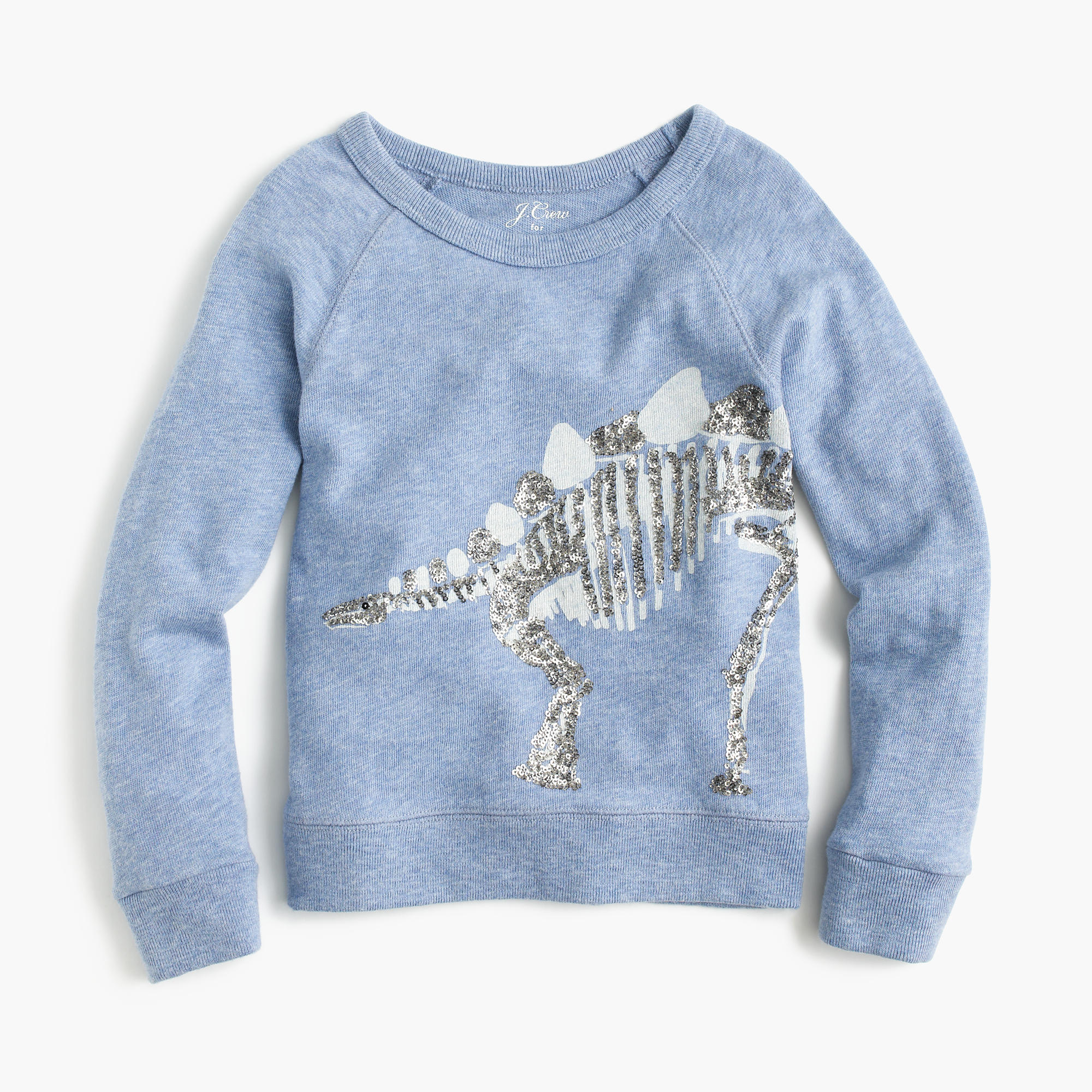 J crew for the american museum of natural history sequin for Girls sequin t shirt