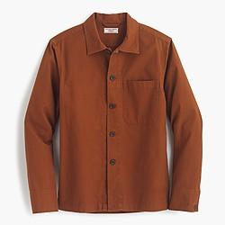 Wallace & Barnes canvas chore coat