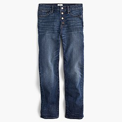 Straightaway jean in Bluff wash