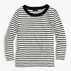 Tippi sweater in nautical stripe