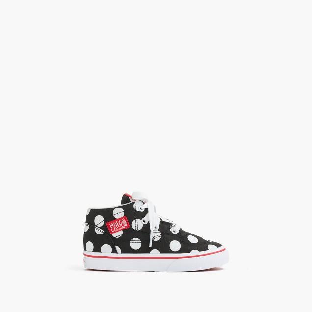 Vans® Authentic polka-dot sneakers