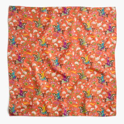 Drake's® for J.Crew square silk scarf