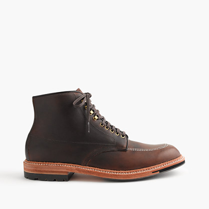 Alden® for J.Crew 405 Indy boots in kudu leather