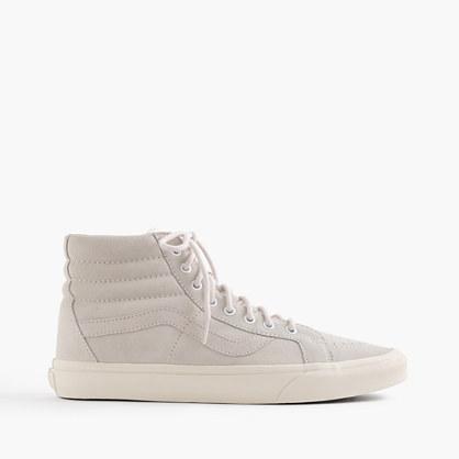 Vans® for J.Crew Sk8-Hi sneakers in suede