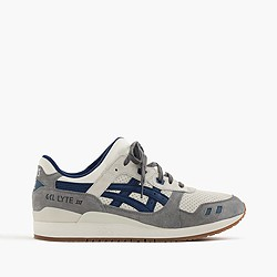 ASICS® for J.Crew GEL-Lyte® III sneakers