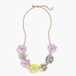 Pre-order Girls' multiflower necklace