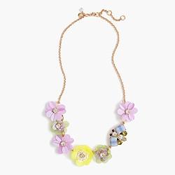 Girls' multiflower necklace