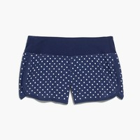 New Balance® for J.Crew polka-dot running short