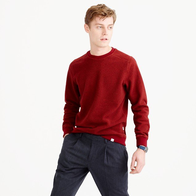 Norse Projects™ Vagn fleece sweatshirt
