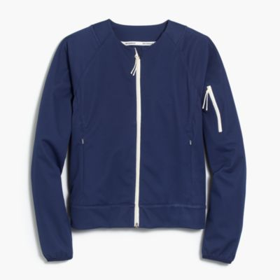 New Balance® for J.Crew softshell jacket