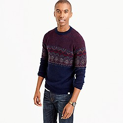 Norse Projects™ Birnir Fair Isle sweater