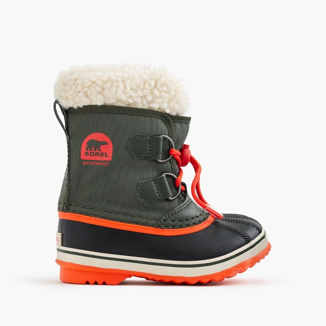 Kids' Sorel® for crewcuts Yoot Pac boots