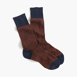 Anonymous Ism™ blanket marled socks