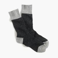 Anonymous Ism™ blanket marled socks