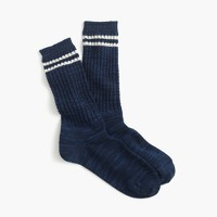Anonymous Ism™ double-striped socks