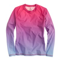 Rob Pruitt™ for J.Crew rash guard in pink multi