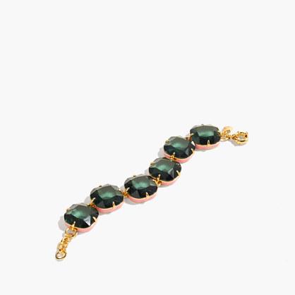 Enamel edge bracelet