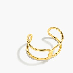 Double-U bracelet