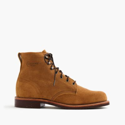Original Chippewa® for J.Crew rough-out leather boots