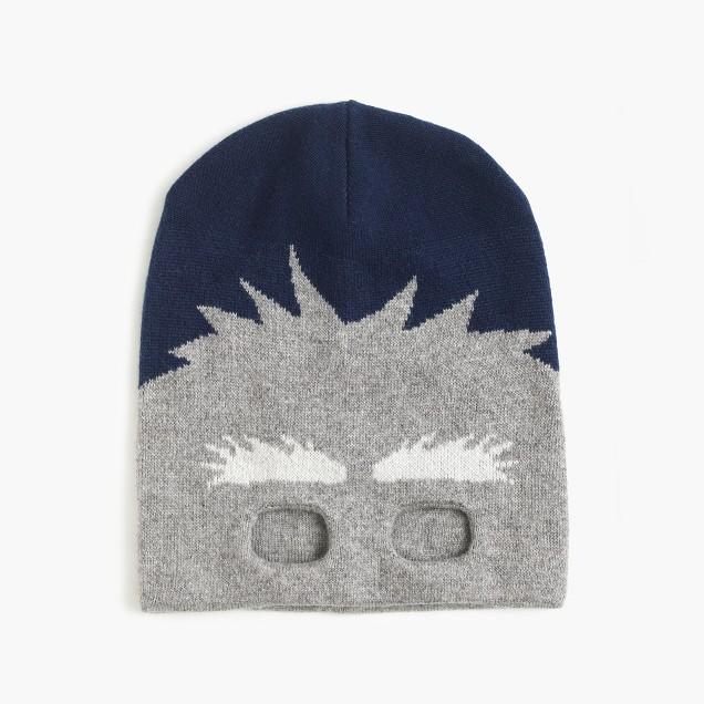 Boys' Yeti beanie hat