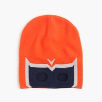 Boys' superhero mask beanie hat