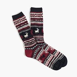Chup™ deer socks