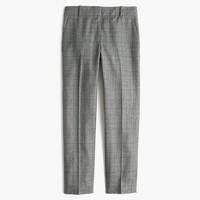 Collection Ludlow pant in wool glen plaid