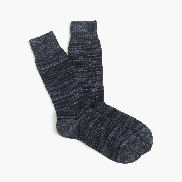 Mr. Gray™ striped socks