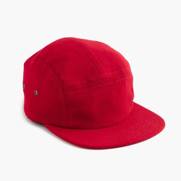 FairEnds™ flannel camp cap