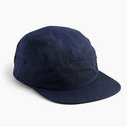 FairEnds™ waxed cotton camp cap