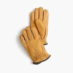 Hestra® leather Tived gloves