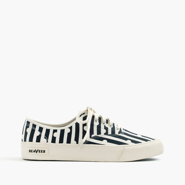 J.Crew for NET-A-PORTER® SeaVees® Legend sneakers