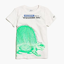 J.Crew for the American Museum of Natural History glow-in-the-dark Dimetrodon T-shirt