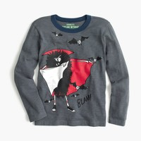 Boys' long-sleeve vampire Max the Monster T-shirt