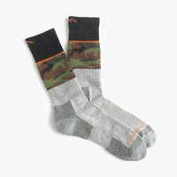 Darn Tough Vermont® for J.Crew striped camo socks