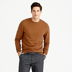 Wallace & Barnes lightweight fleece sweatshirt