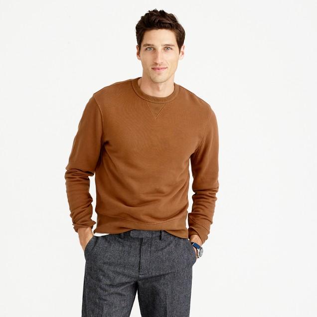 Wallace & Barnes fleece sweatshirt