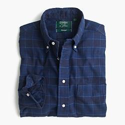 Gitman Vintage™ for J.Crew brushed flannel shirt