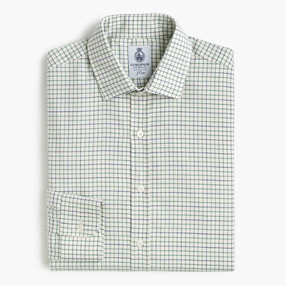 Cordings™ for J.Crew shirt in multicolor check