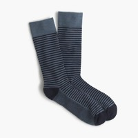 Microstripe performance socks