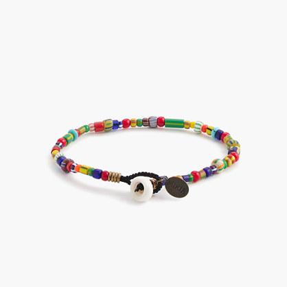 Mikia™ glass bead bracelet