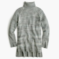 Collection Italian cashmere turtleneck