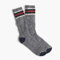 Men's camp socks