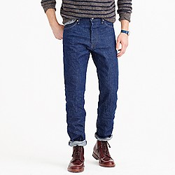Chimala® Japanese selvedge jean in narrow fit
