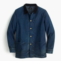 Chimala® denim chore jacket