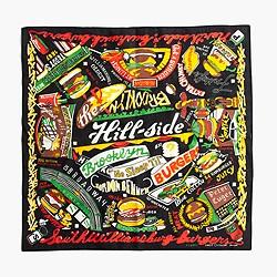 The Hill-Side® No Sleep 'Til Brooklyn burgers bandana