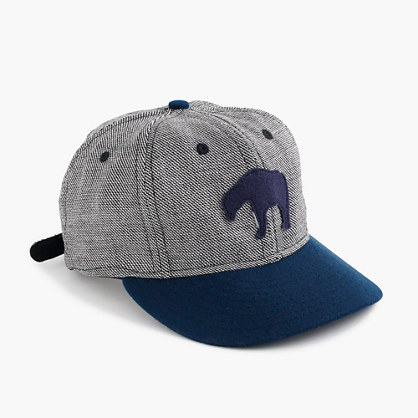 Ebbets Field Flannels® for J.Crew Detroit Cubs ball cap