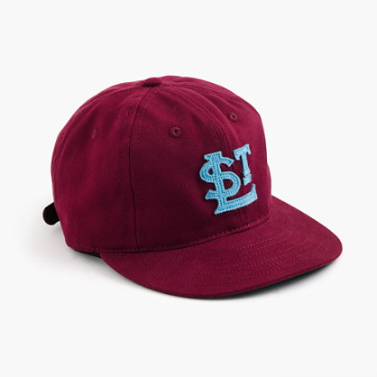 Ebbets Field Flannels® for J.Crew St. Louis Terriers ball cap