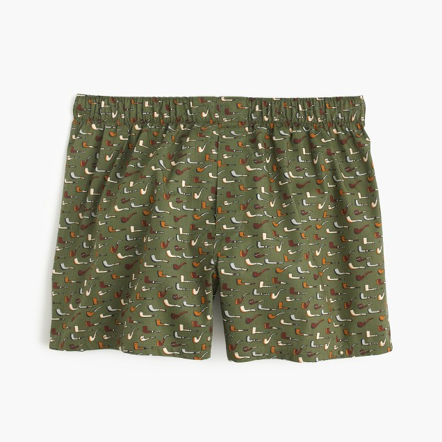 Pipe print boxers